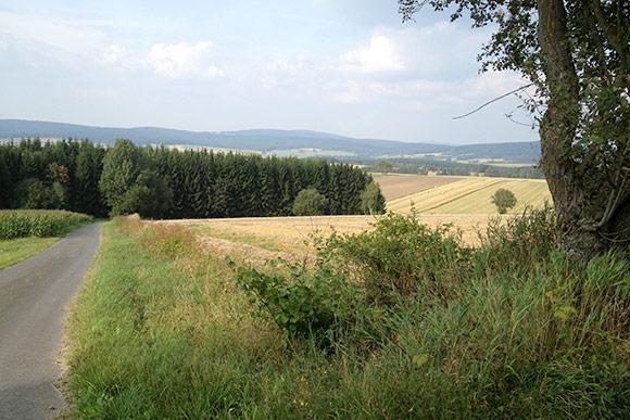Wanderweg 8 Tirschenreuth – Marchaney
